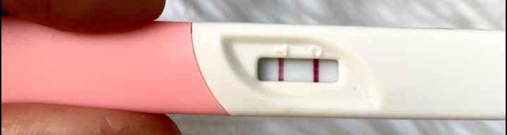 Angustiada Test Embarazo - 1