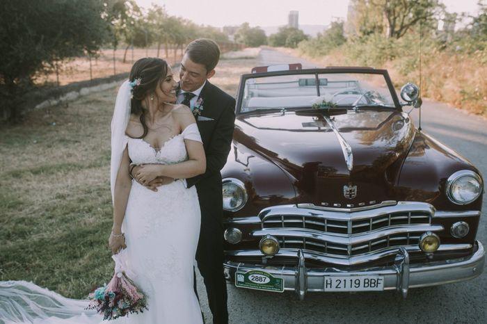 ¡Felizmente casada! 3.07.21 2