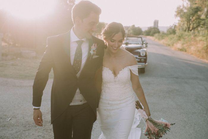 ¡Felizmente casada! 3.07.21 3