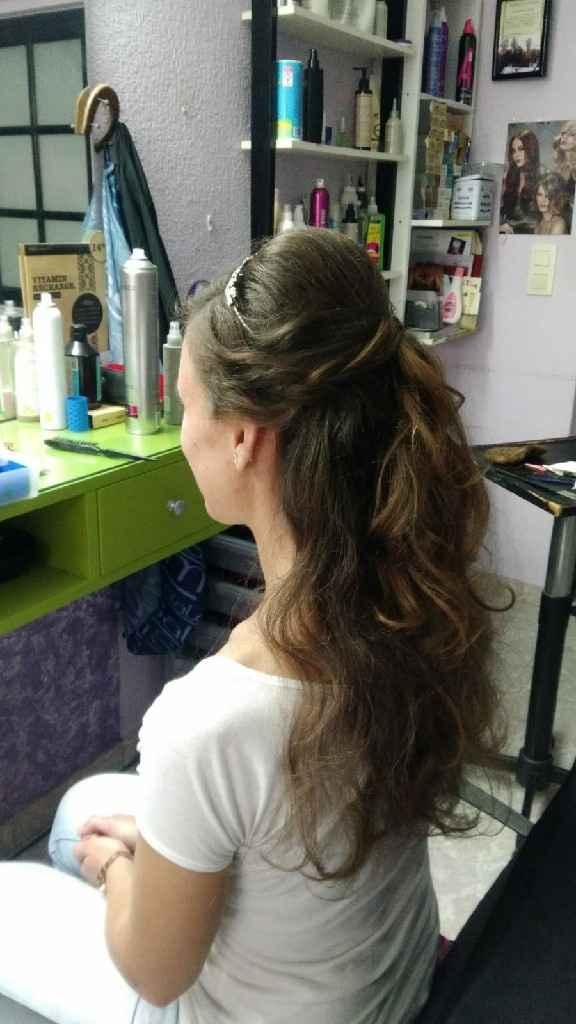 Duda prueba de peluquería - 1