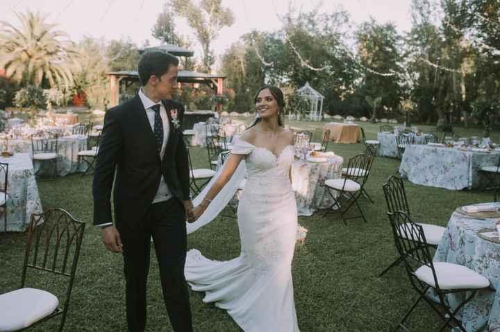 ¡Felizmente casada! 3.07.21 - 1