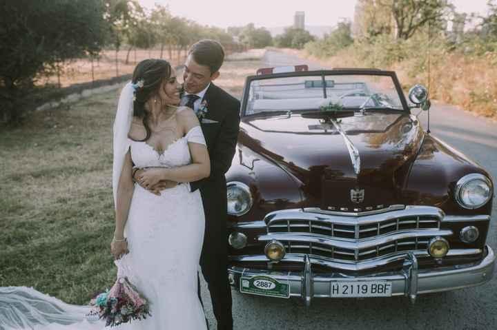 ¡Felizmente casada! 3.07.21 - 2