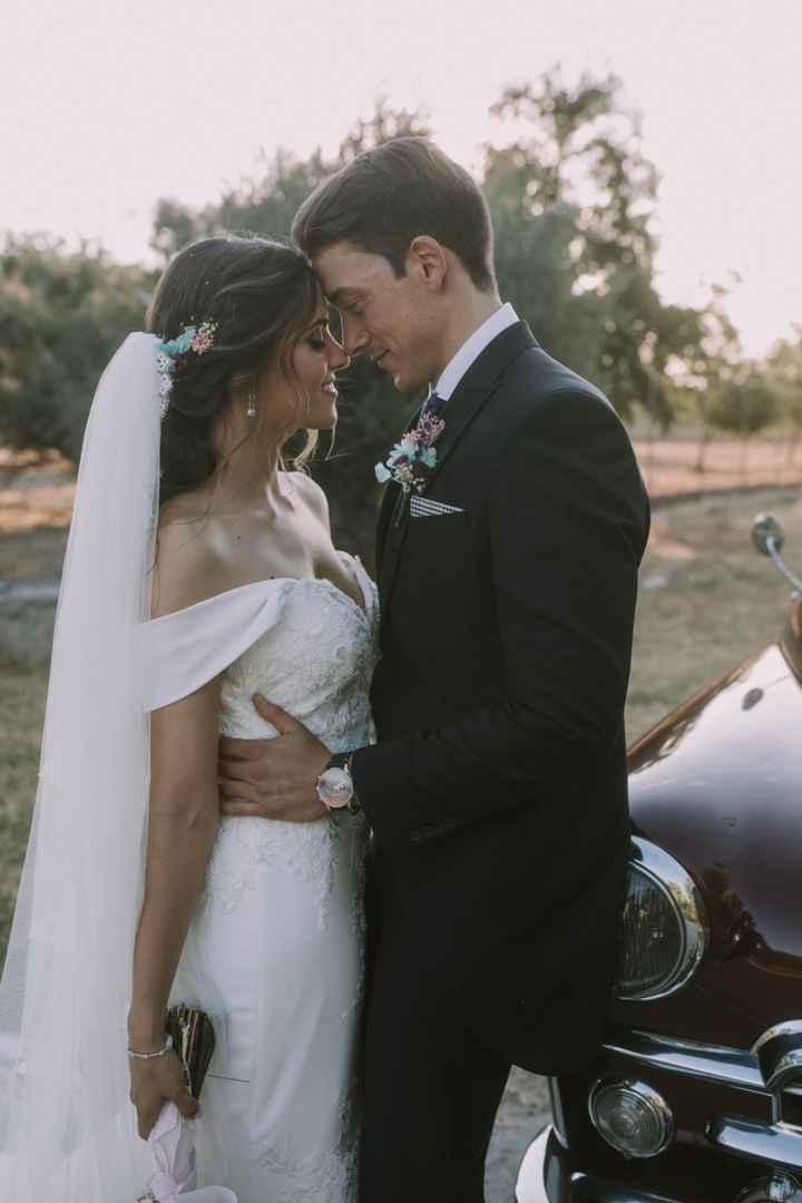 ¡Felizmente casada! 3.07.21 - 5