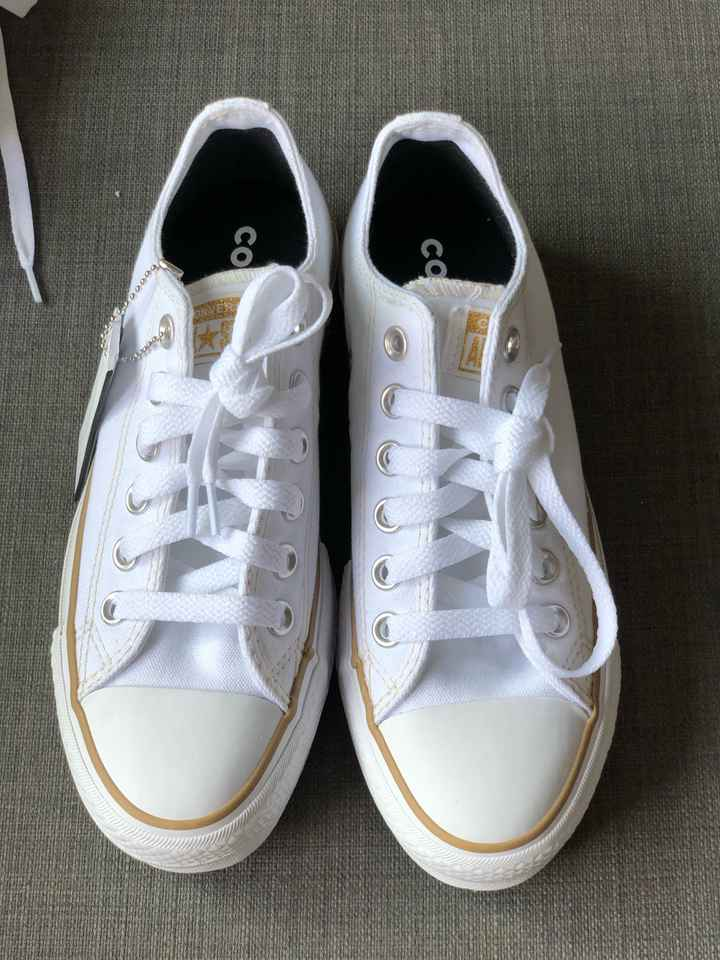 Cambio de zapatos - 1