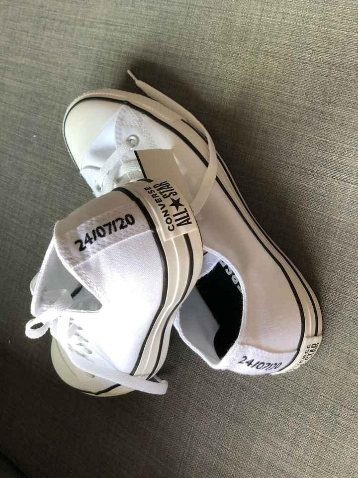 Cambio de zapatos - 2