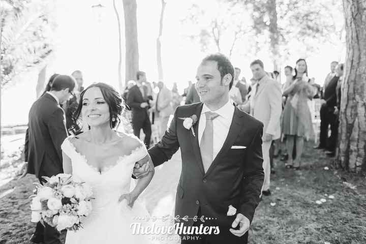 Pongamos nuestras fotos de novia!!!! - 3