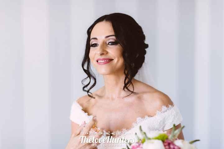 Pongamos nuestras fotos de novia!!!! - 4
