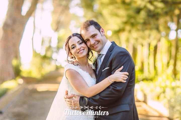Pongamos nuestras fotos de novia!!!! - 5