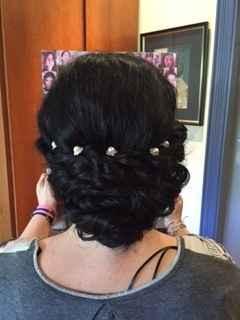 Perlas brillantitos flor en línea
