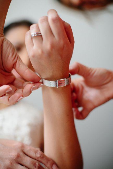 Mi reloj de novia