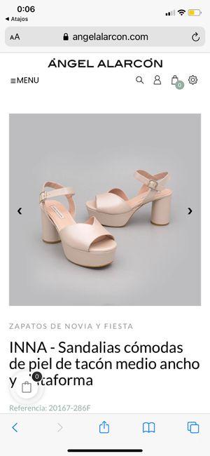 Ayuda zapatos! ¿Cuál os gusta más? 1