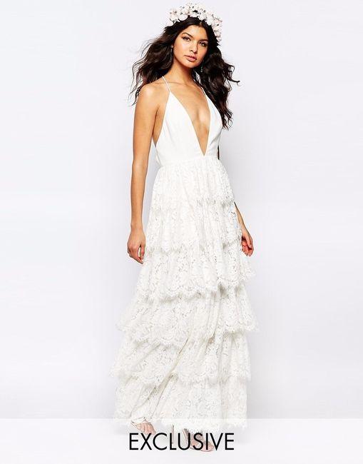 vestidos para novias informales - moda nupcial - foro bodas