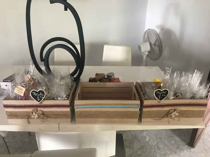 Cajitas regalos - 1