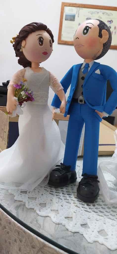 Muñecos boda - 1
