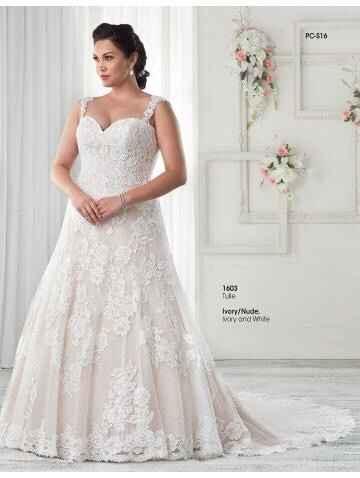 Busco vestido de novia economico - 1