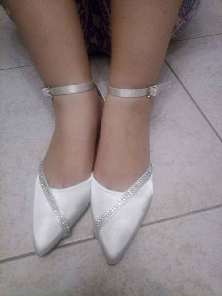 Zapatos planos para novias - 1