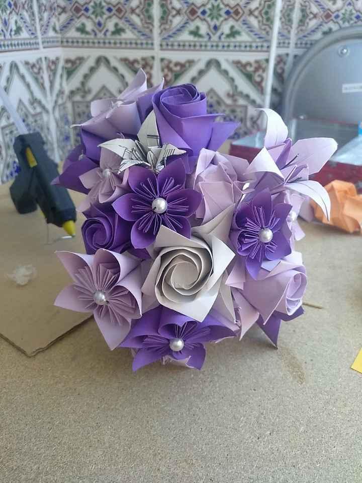 Kusudama y otras flores! - 1