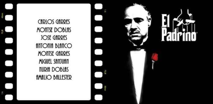 Mis meseros de cine - 1