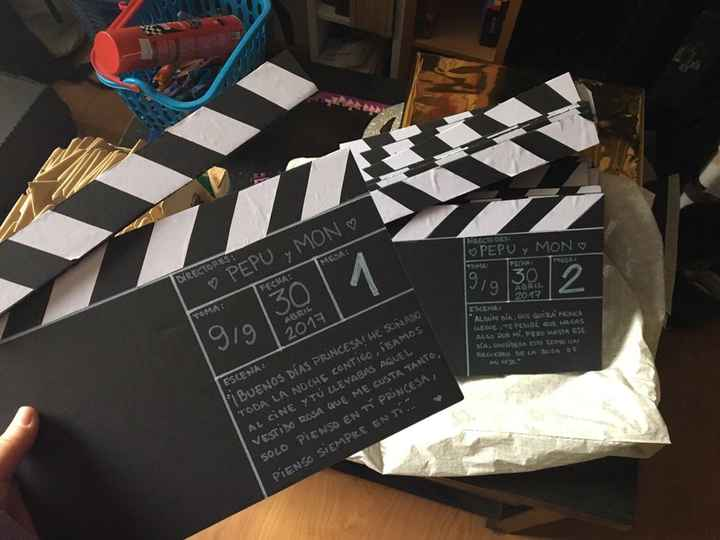 Mis meseros de cine - 3