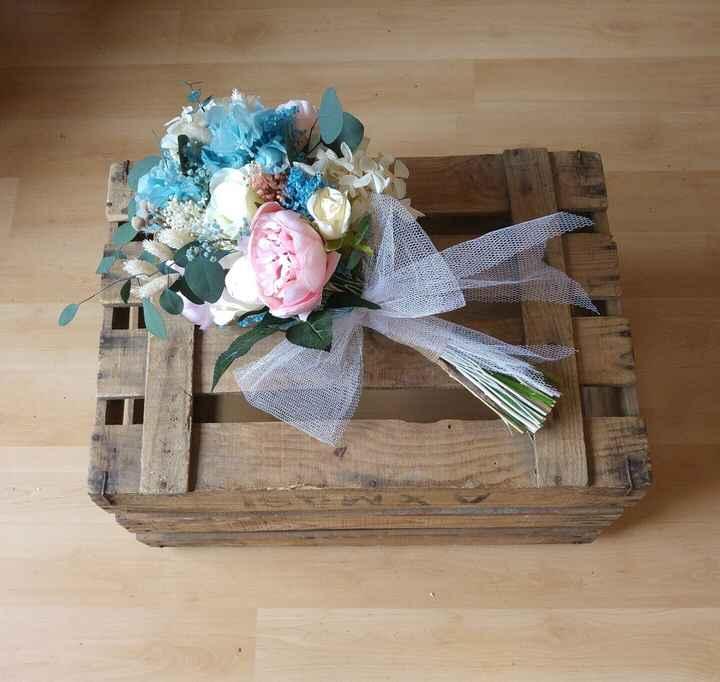 Ramos flores preservadas - 1