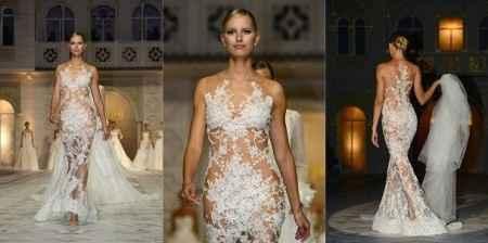 16 vestidos de la Barcelona Bridal Week 2014! Cuál te gusta más? - 1