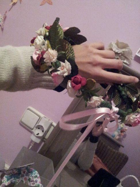 Coronitas de flores para niñas de arras - 1