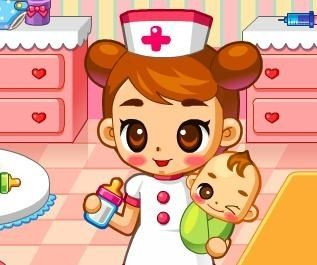 Mi enfermera te hara sentir mejor