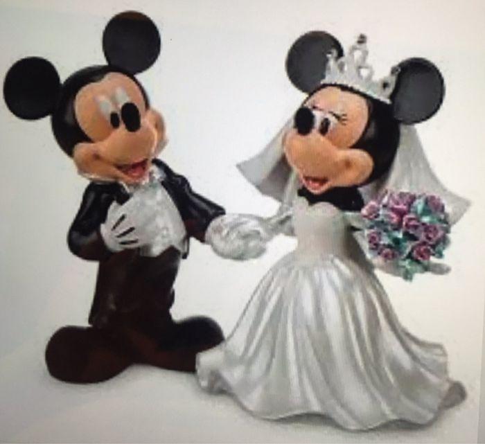 Mu 241 Eco Pastel Mickey Y Minnie Banquetes Foro Bodas Net