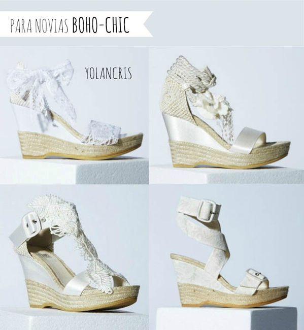 zapatos de novia - manualidades - foro bodas