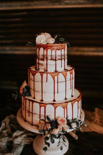 Tarta de boda, ¿si o no? 1