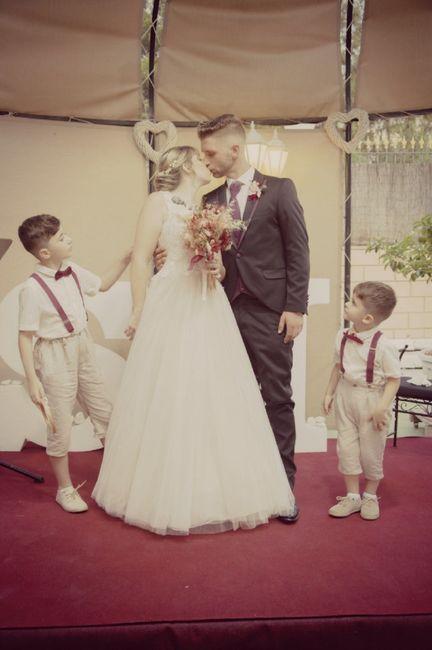 Por fin nos casamos!!!18/07/2020 11