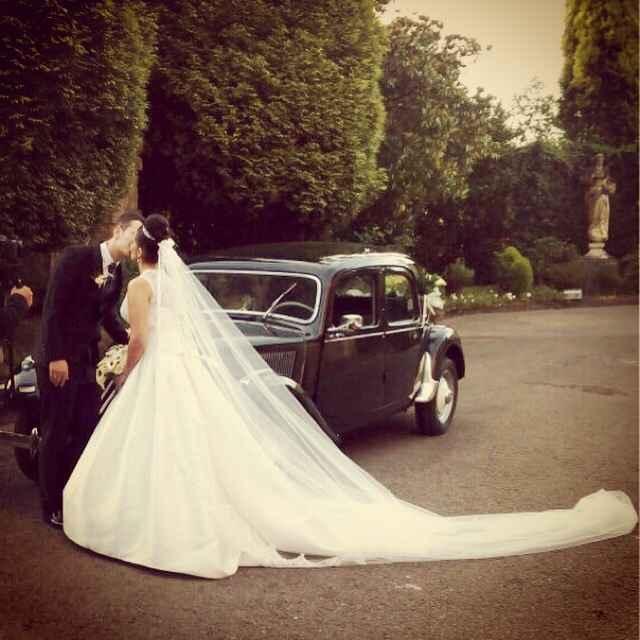 Enseñamos todas nuestros vestidos de novia - 3
