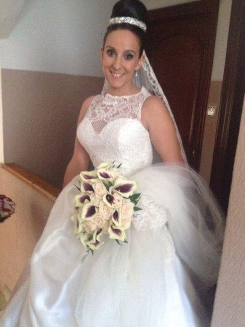 sujetador escote espalda - moda nupcial - foro bodas