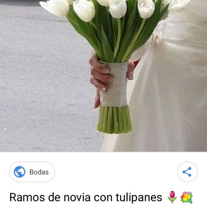 Flores para la boda - 1