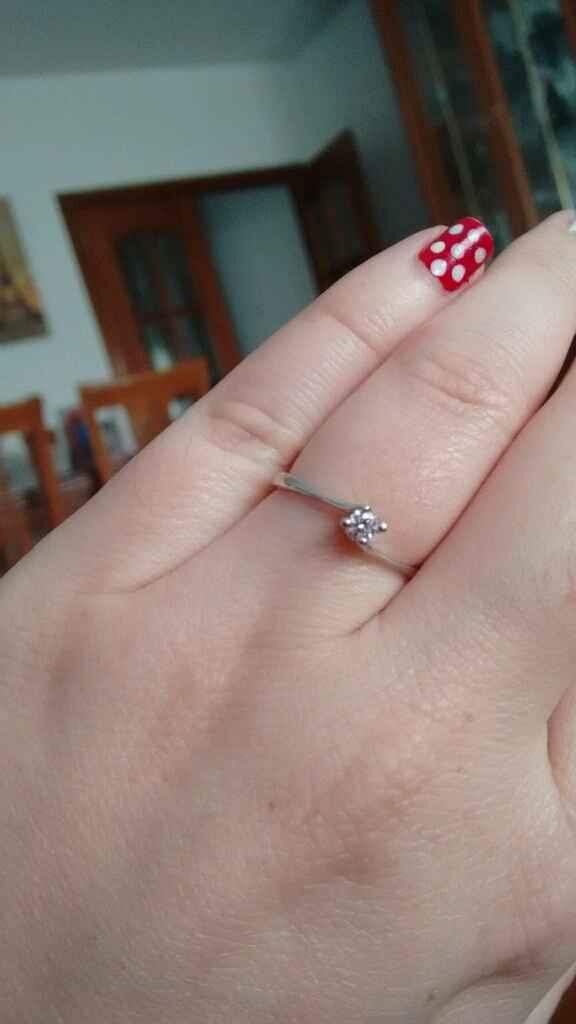 Pongamos todas nuestro anillo de compromiso - 2