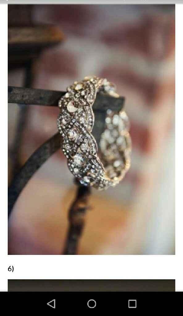 Este anillo! - 1