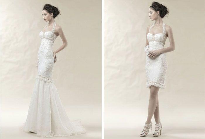 dd9b85aa2 Los 2 vestidos de novia en 1 de Whiteday! - Moda nupcial - Foro ...