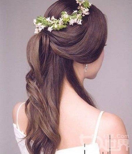 15 peinados para cabellos lisos - Peinados Lisos