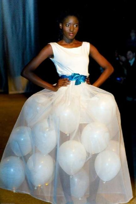 b01ffb09b Top 10 vestidos de novia monstruosos! - Moda nupcial - Foro Bodas.net
