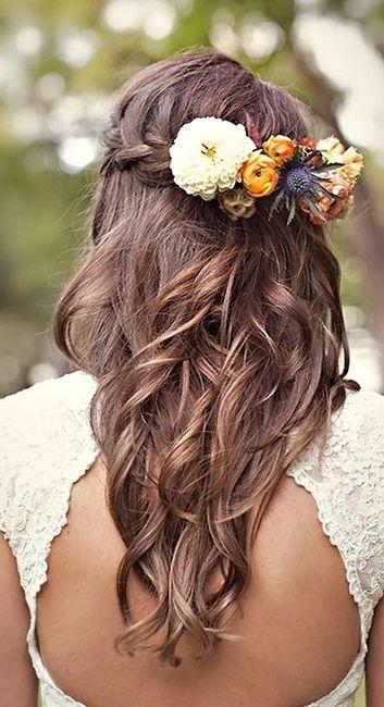 Super dulce peinados hippies mujer Fotos de consejos de color de pelo - 20 peinados de novia hippies - Belleza - Foro Bodas.net