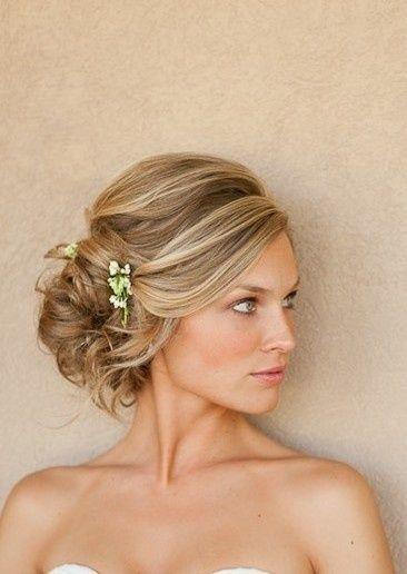 Peinados para novias de playa