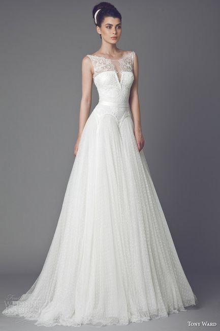 15 vestidos de novia para una boda rústica