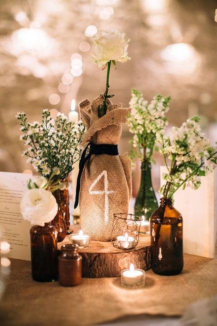 Ideas de decoraci n para una boda r stica organizar una boda foro - Foro decoracion ...