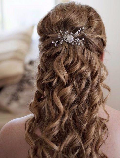 Ver fotos de peinados de novia