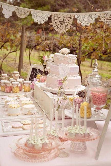 decoraci n para una boda rom ntica organizar una boda ForDecoracion Boda Romantica
