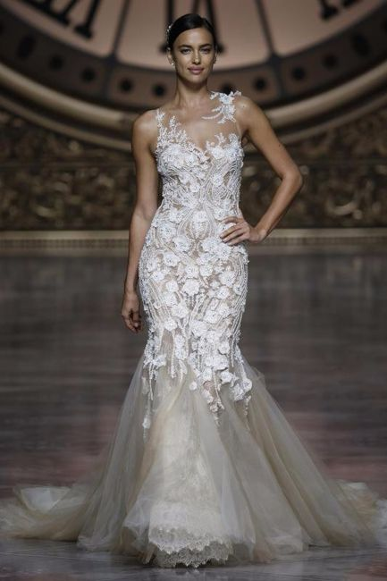 el mejor vestido de novia de pronovias 2016 es - moda nupcial