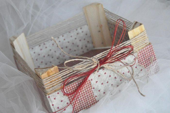 Como puedo decorar una caja de gran canaria - Cajas de fresas decoradas paso a paso ...