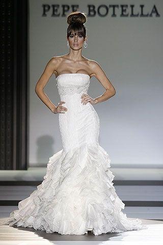 Un Look De Novia Muy Flamenco Moda Nupcial Foro Bodas Net