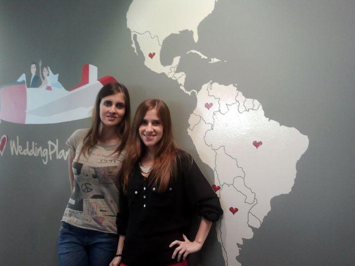 Carla y Anna