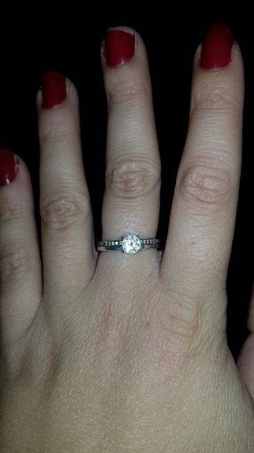 Cuidados del anillo de compromiso! 2